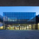 Miguel Delibes Space, Alcobendas, Spain, Rafael de La-Hoz Arquitectos