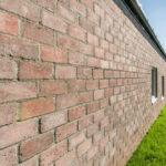 The Long Brick House, Pilisborosjenő, Hungary, Földes Architects