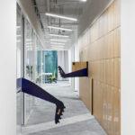 Agile and Dynamic Offices for FEG, Prague, Czech Republic, Perspektiv