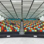 C.A.R.L. Auditorium at RWTH Aachen University, Aachen, Germany, Schmidt Hammer Lassen Architects, Höhler+Partner Architekten