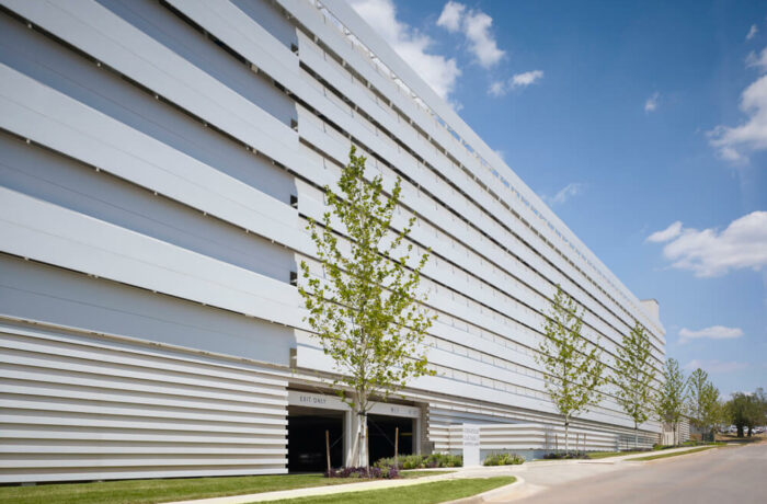 Car Park One at Chesapeake, Oklahoma City, United States, Rand Elliott Architects