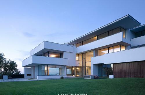 House am Oberen Berg, Stuttgart, Germany, Alexander Brenner Architects