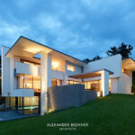 SU House, Stuttgart, Germany, Alexander Brenner Architects