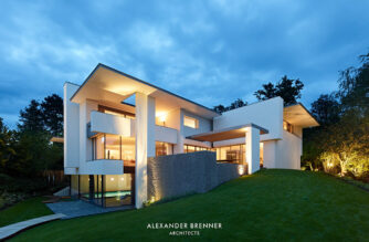 SU House, Stuttgart, Germany, Alexander Brenner Architects