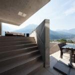 Swisshouse XXXIV Galbisio, Bellinzona, Switzerland, Davide Macullo Architects