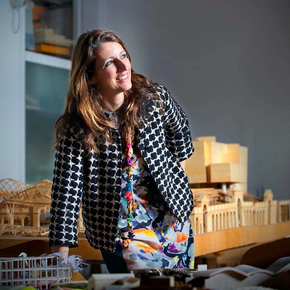 ArchiTravel Interviews Benedetta Tagliabue - Director of EMBT