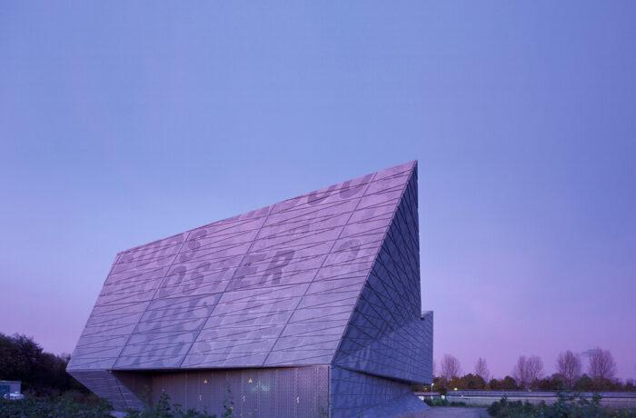 Booster Pump Station, Amsterdam, Netherlands, Bekkering Adams Architecten