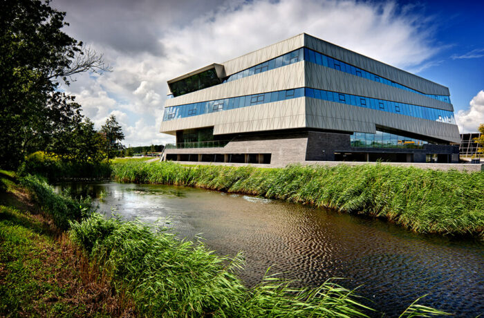 Esprit Head Office Benelux, Amstelveen, Netherlands, Bekkering Adams Architecten