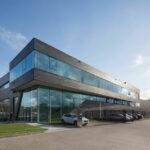 Fire Station Doetinchem, Doetinchem, Netherlands, Bekkering Adams Architecten