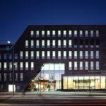 Mixed Use Maashaven, Rotterdam, Netherlands, Bekkering Adams Architecten