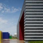 Chesapeake Child Development Center, Oklahoma City, United States, Rand Elliott Architects