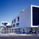 Green Dot Ánimo Leadership Charter High School, Inglewood-California, United States, Brooks + Scarpa