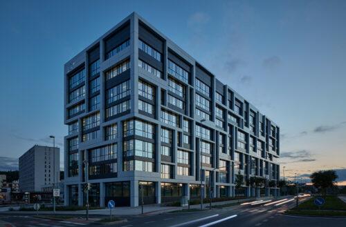 New J&T Financial Group Headquarters, Prague, Czech Republic, CMC Architects