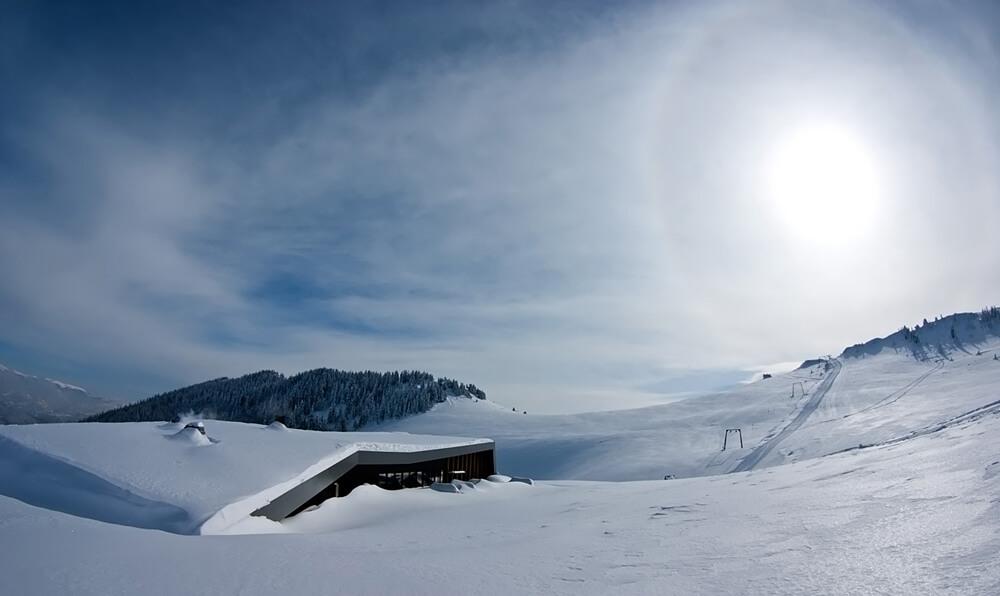 Ski Restaurant Raduša, Raduša (mountain), Bosnia and Herzegovina, 3LHD