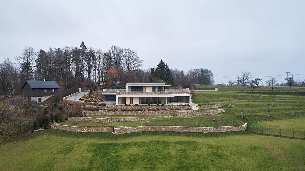 Villa in Vlastibořice, Vlastibořice, Czech Republic, SIAL