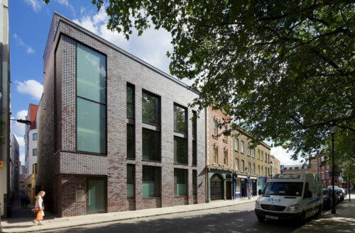 63 Compton Street, London, United Kingdom, Doone Silver Kerr