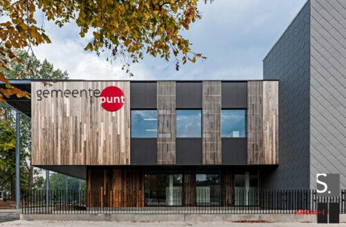 Administrative Centre Zwevegem, Zwevegem, Belgium, B2Ai