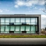 Bekaert Office Building, Zwevegem, Belgium, B2Ai