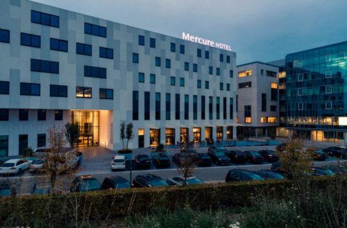 Hotel Mercure Roeselare, Roeselare, Belgium, B2Ai