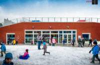 Passive Kindergarten Oostduinkerke, Koksijde, Belgium, B2Ai