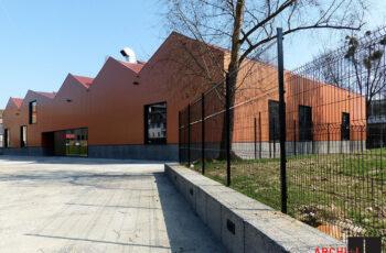 School for Ornamental Metalwork and Blacksmithing, Brussels, Belgium, B2Ai