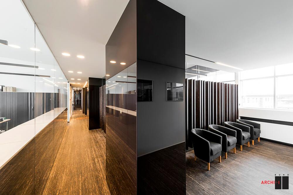 Interior Design of Immo Desimpel Offices, Merelbeke, Belgium, B2Ai