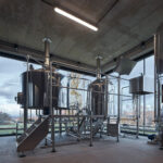 The Most Micro-brewery, Most, Czech Republic, ADR Architectural Studio