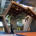 Aarhus Gymnastics and Motor Skills Hall, Aarhus, Denmark, C.F. Møller Architects
