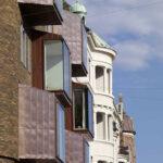 Østerbrogade 105 Housing, Copenhagen, Denmark, C.F. Møller Architects
