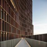 The Maersk Tower, Copenhagen, Denmark, C.F. Møller Architects