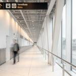 Värtaterminalen Ferry Terminal, Stockholm, Sweden, C.F. Møller Architects