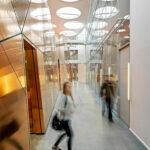 The Technical Faculty - SDU, Odense, Denmark, C.F. Møller Architects