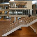 The A.P. Møller School, Schleswig, Germany, C.F. Møller Architects